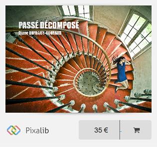 Passé Décomposé - Livre - Diane Dufraisy-Couraud