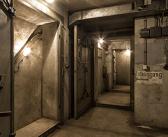 Le bunker sous la gare de l'Est