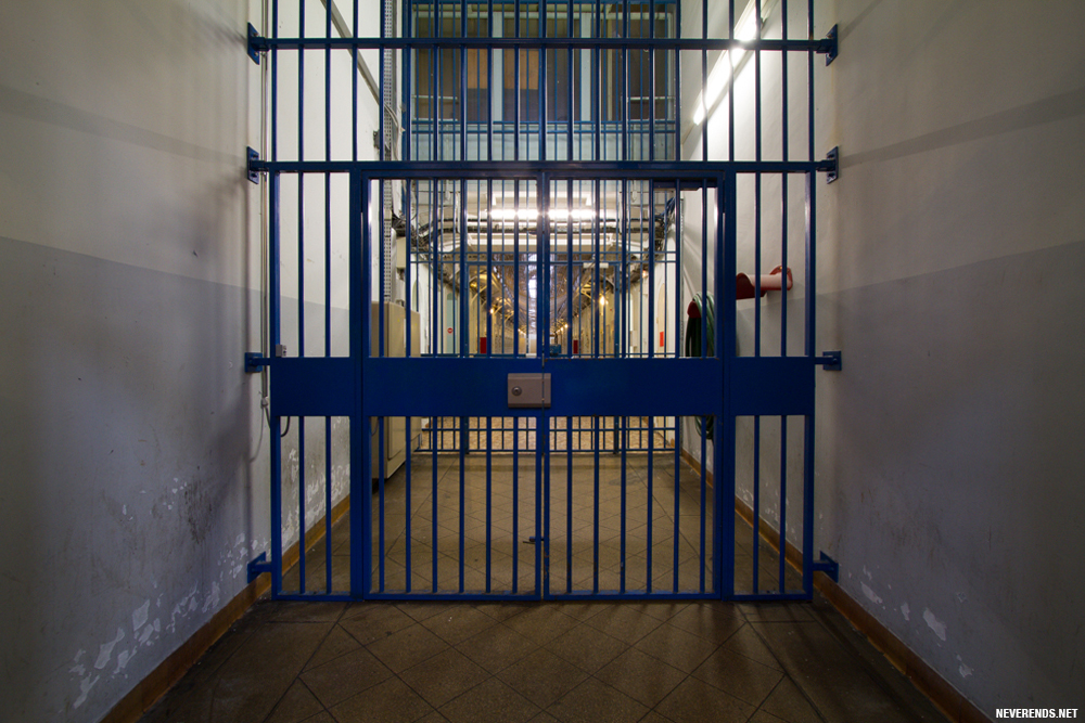 Prison de la Santé - SAS
