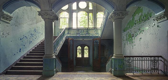 Le Sanatorium de Beelitz-Heilstätten