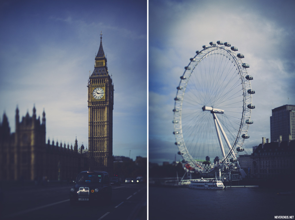 big ben london eye londres