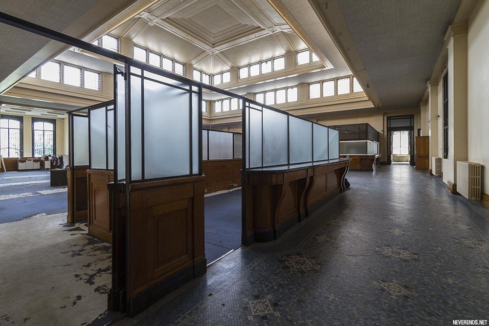 grand hall banque de france