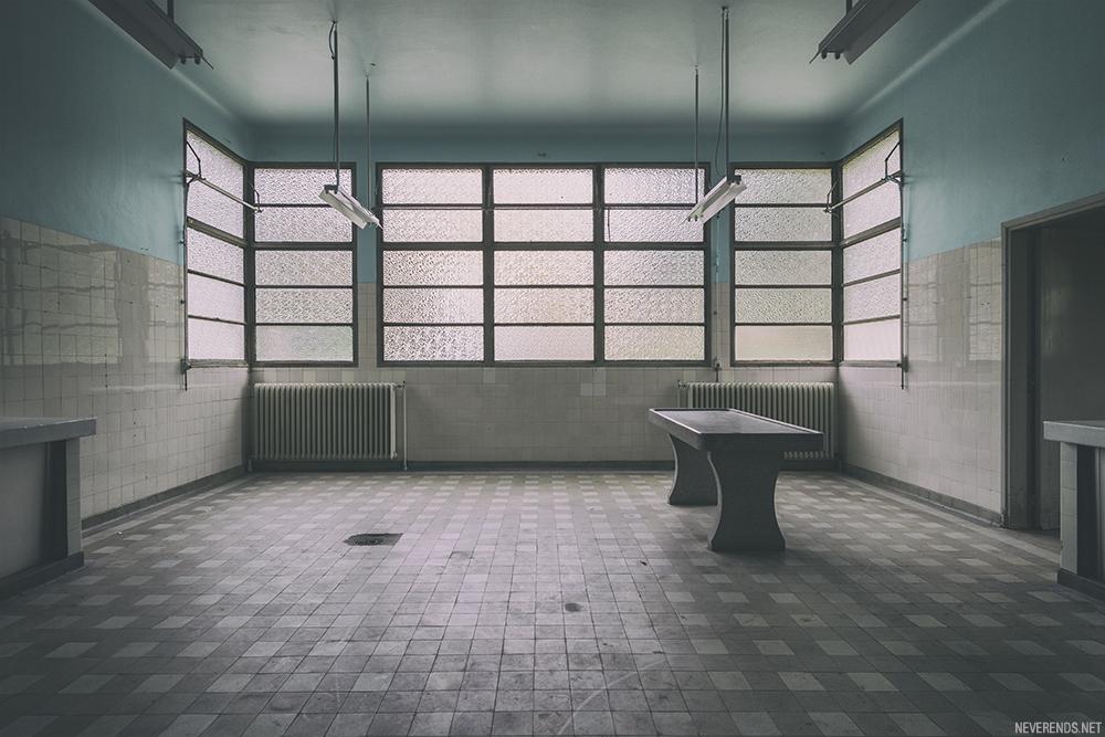 morgue prelude