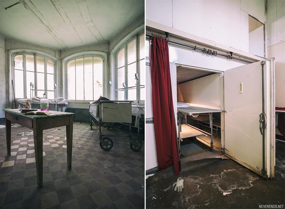 morgue sanatorium