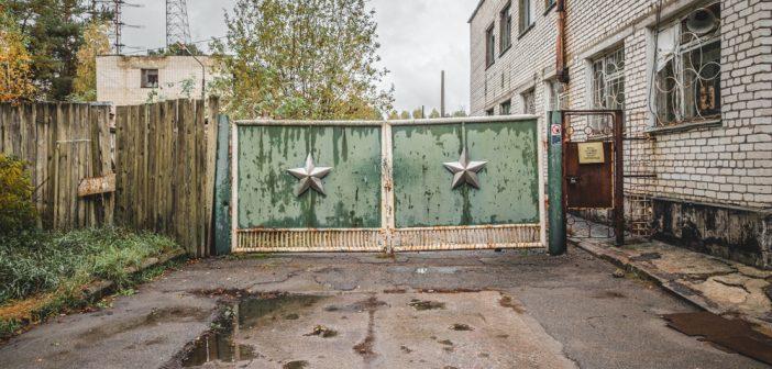 Duga-1, la base militaire secrète abandonnée de Tchernobyl