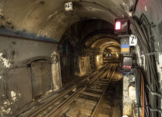 Les stations fantômes du métro